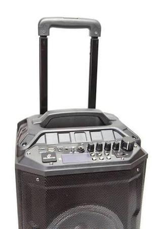 Caixa Amp. 150w RMS Led Bluetooth Rádio FM