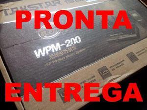 Ponto Retorno Sem Fio Takstar Wpm200 In Ear Wireless