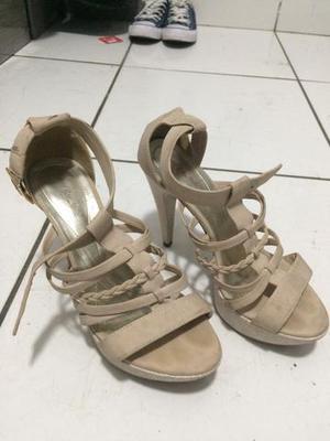 Vendo sapatos novos e seminovos