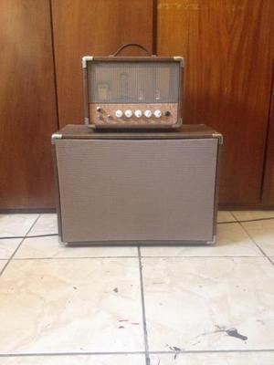 Amplificador Gato Preto Classics 100% Valvulado cabeçote e