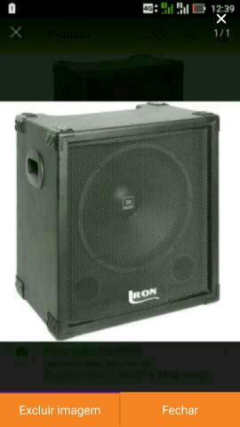 Amplificador de Contrabaixo Iron 260 CB 150 Watts WR Audio