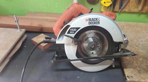 Serra Circular Black & Decker. Parcelo