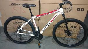 Bike aro 29 de alumínio Freios a Disco