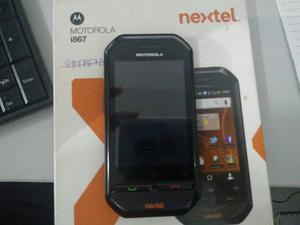 Celular Motorola I867 Nextel