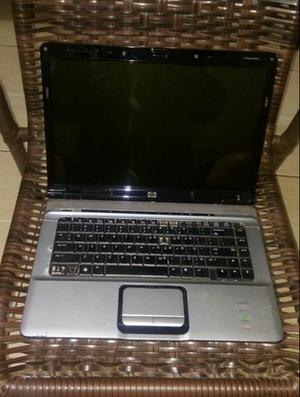 Notebook HP (com defeito, leia a descrição)