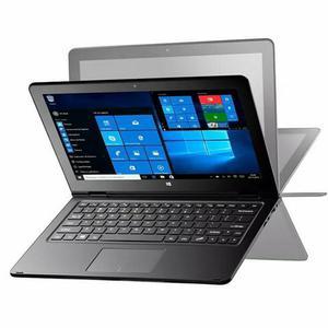 Notebook M11W 2 Em 1 Multilaser Atom Quad Core Memória 2 GB