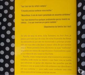 * Livros da Jout Jout e da Mandy Candy por R$ ! *