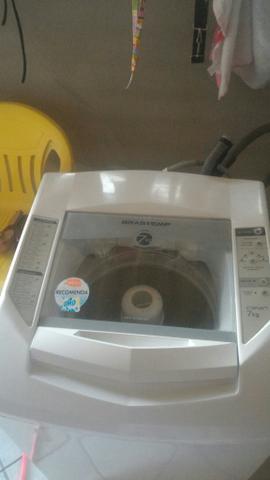 Vendo lavadora Brastemp usada