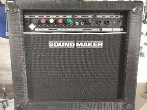 Amplificador de Baixo Sound Maker