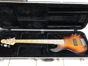 Baixo G&L - L C/ Case Original (Made In USA) - USADO