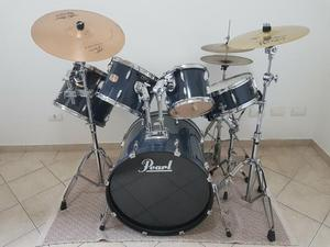 Bateria Pearl export series POUCO USO!