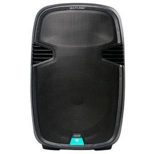 Caixa Amplificadora 300w RMS - USB-SD-AUX-Rádio FM -
