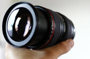 Lente Canon  F4 L