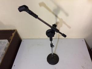 Pedestal de Mesa Para Microfone