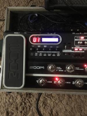 Zoom G9 2tt Valvulada LEIA O ANÚNCIO