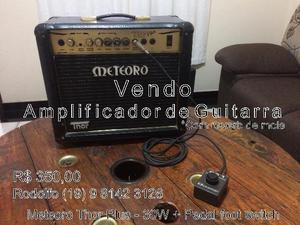 Amplificador de Guitarra - Meteoro 30 Watts