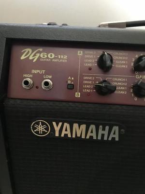 Amplificador de Guitarra Yamaha DG-