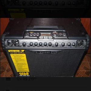 Caixa amplificadora line 6 spider jam 75w