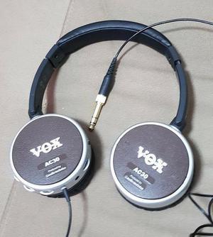 Fone De Ouvido E Amplificador - Vox Amphone Ac30