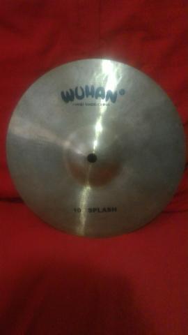 Prato de bateria Splah 10 Wuhan