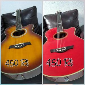 Violão, Guitarra, Baixo, Teclado e Cajon (LEIA O ANÚNCIO)