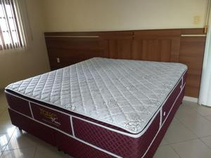 Cama box super king size