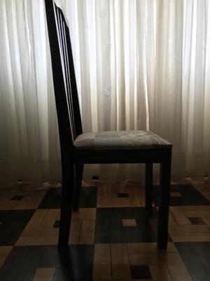 Conjunto de cadeiras para mesa de jantar
