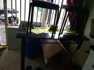 Mesa 4 cadeiras(Whats  ou