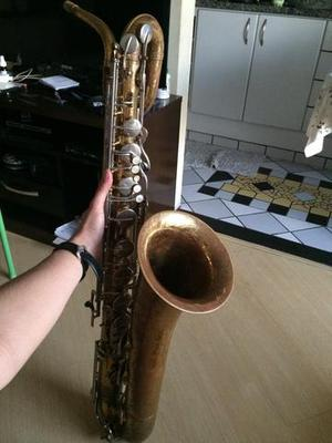 Sax baritono Selmer bundy (original)