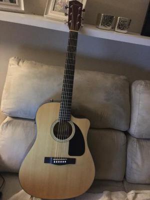 Violão Fender CD 60 promoção
