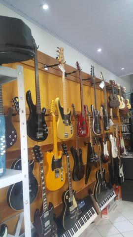 Compra e venda de INSTRUMENTOS musicais