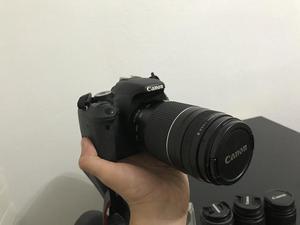 Canon eos rebe t3i + 4 lentes +2 tripés e acessórios