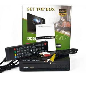 Conversor Tv Sinal Digital Gravador HD