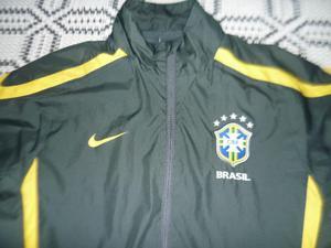 Agasalho Nike Da Seleção Brasileira Oficial
