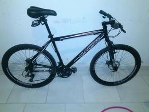 Bicicleta alumínio aro 26 super nova