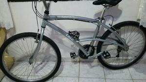 Bicicleta aro 26 caloi 100 alumínio ótimo estado!!!