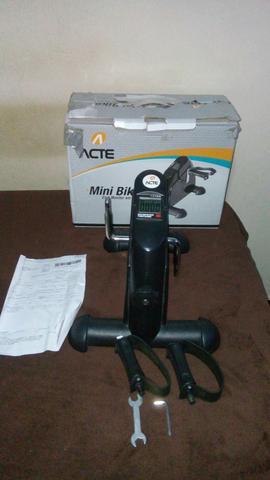 Mini bike com monitor em LCD