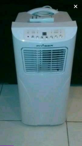 Ar condicionado portátil 10mil btus