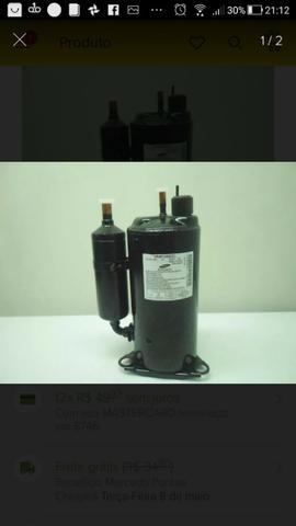 Compressor de gás