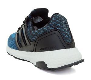 Tênis Adidas Ultra Boost M Azul e Preto