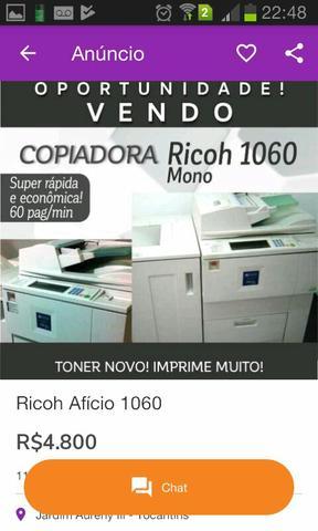 Copiadora Ricoh Aficio