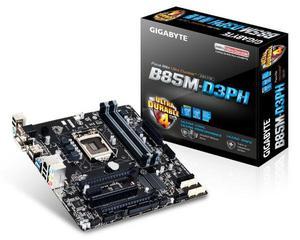 Placa Mãe Gigabyte GA-B85M-D3PH Intel Lga  Usada