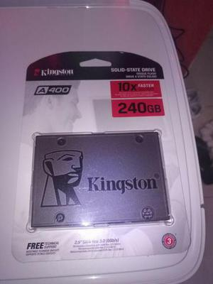 Vendo hd ssd 240 GB