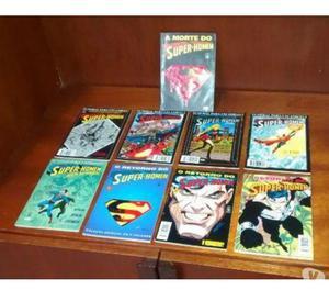 Morte do Superman, Funeral e Retorno