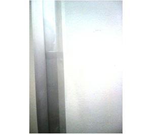 2 Portas Gigantes de Vidro de Correr 2,80cmx85cm + 2 Divisor