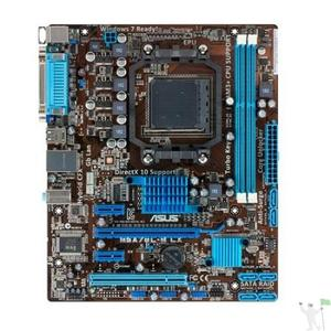 Placa Mãe Asus com AMD x 6 e 8GB Memória
