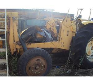 Trator CBT Madal  Retro escavadeira