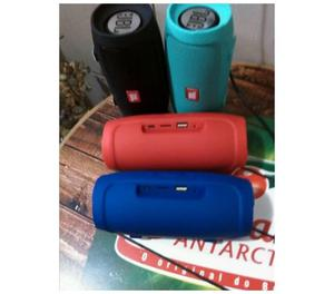 JBL Mini Charge 3+ Caixa de Som Bluetooth Som Portátil
