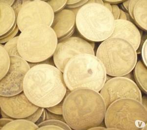 COMPRO 100 QUILOS DE MOEDAS DE  A -PAGO R$