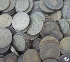 COMPRO 70 QUILOS DE MOEDAS DE  A  PAGO R$